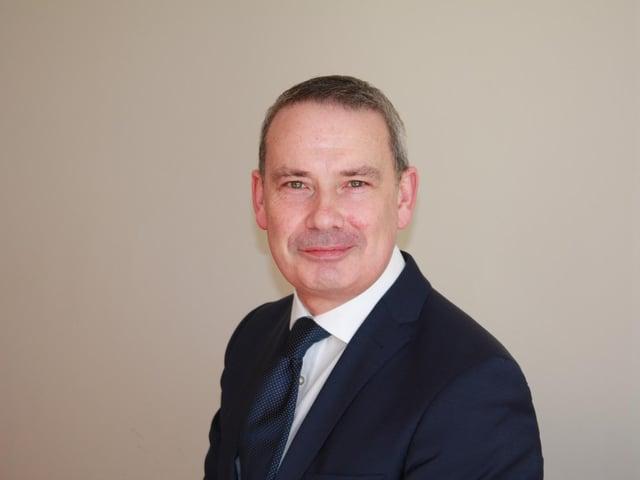 Director of public health Derek Ward