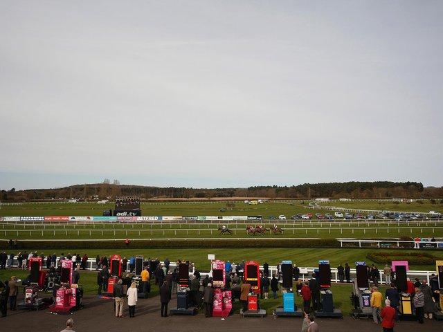 Market Rasen racecourse. Photo: Getty Images