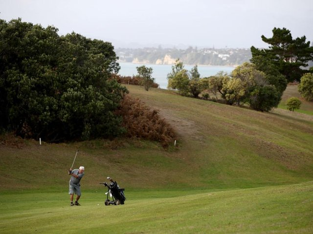 Golf clubs can apply for financial aid. Photo: GettyImages