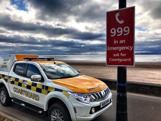 Mablethorpe Coastguard (stock image)