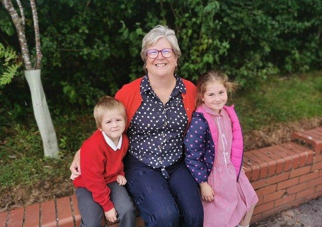 Mrs Fox is retiring after 35 years at Eastfield.