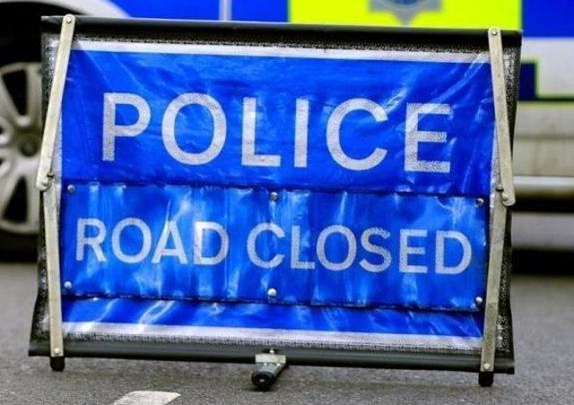 Police: Road Traffic Collision (stock image)