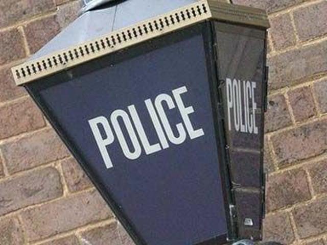 Police station (stock image)