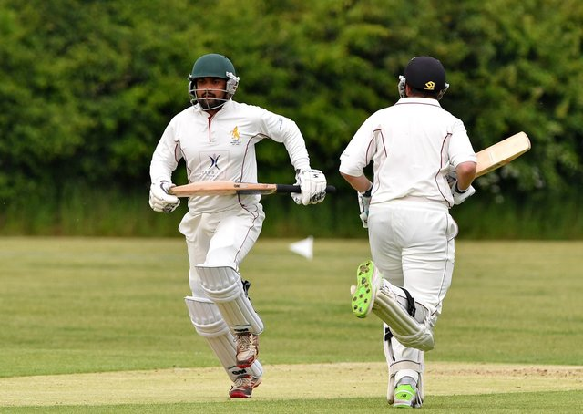 Louth CC return to action this weekend.