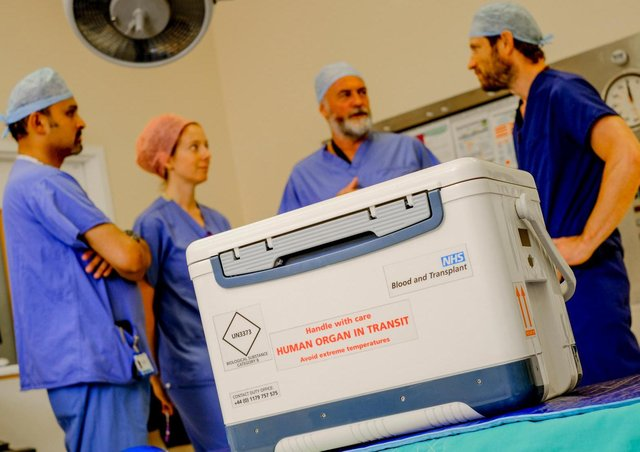 Lincolnshire people urged to consider organ donation.