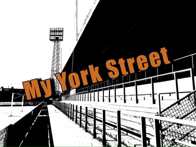 My York Street: Professor Jonathan Van Tam.