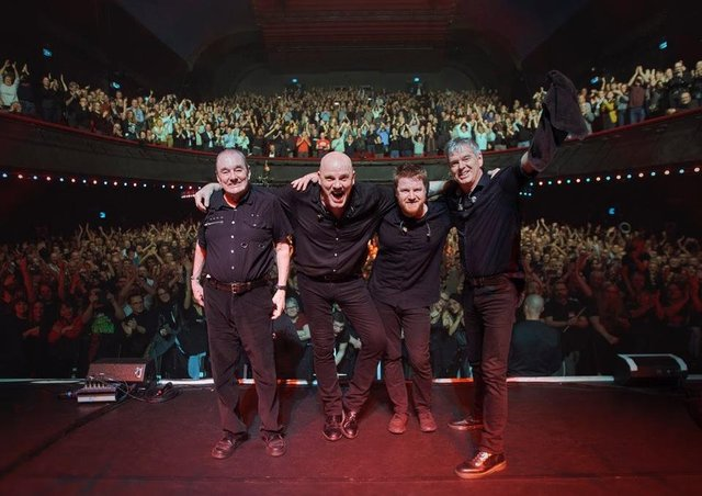 The Stranglers always deliver an exhilarating live experience