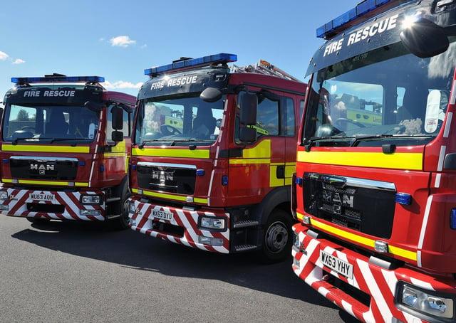 Lincs Fire and Rescue. EMN-200818-090037001