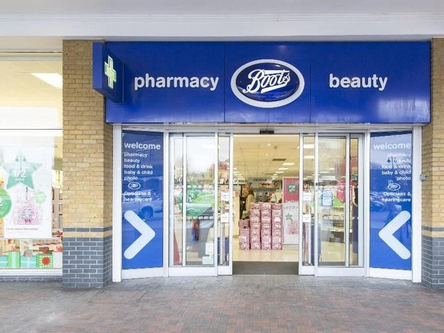 A wide range of services are available at local pharmacies.