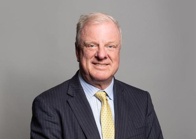 Sir Edward Leigh MP EMN-200309-090554001