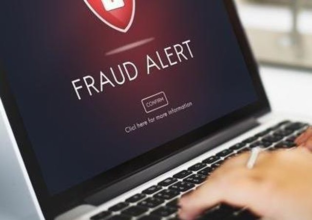 Fraud warning