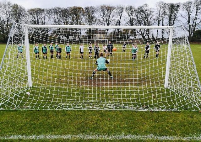 The grant will enable both local football clubs and the local community to benefit from the new 3G pitch facilities. EMN-200909-145253001