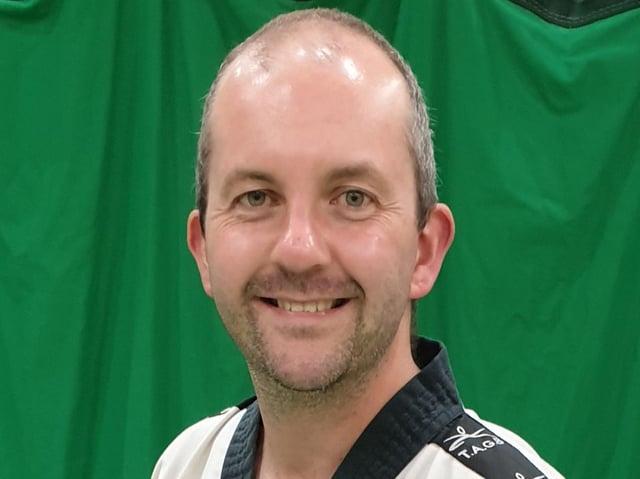Daniel Pearce.