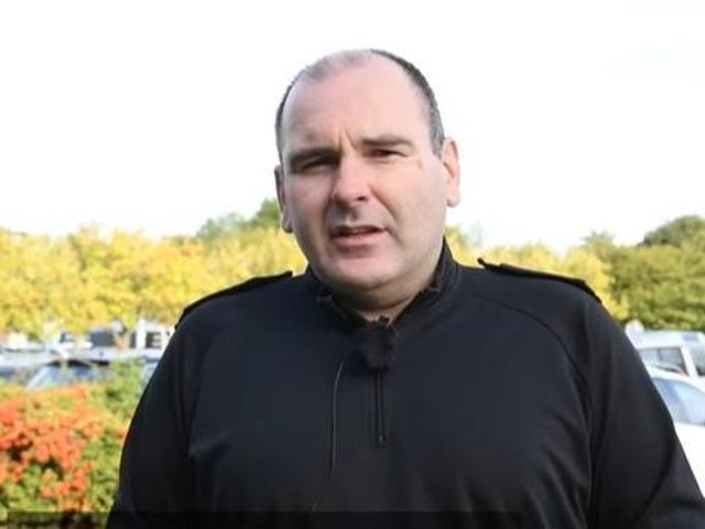Chief Inspector Pat Coates