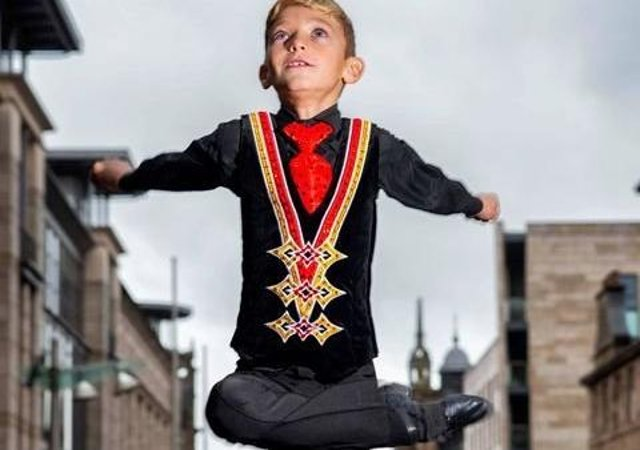 Cian Tyrell, from Sleaford, has qualified for the Irish Dance World Championships  to be held in Dublin in 2021. EMN-200914-173015001