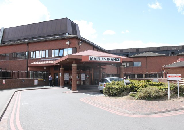 Getting a £7m upgrade to A&E facilities - Lincoln County Hospital. EMN-200917-170611001