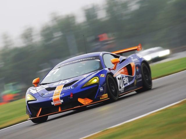 Balfe Motorsport has a busy weekend ahead.
