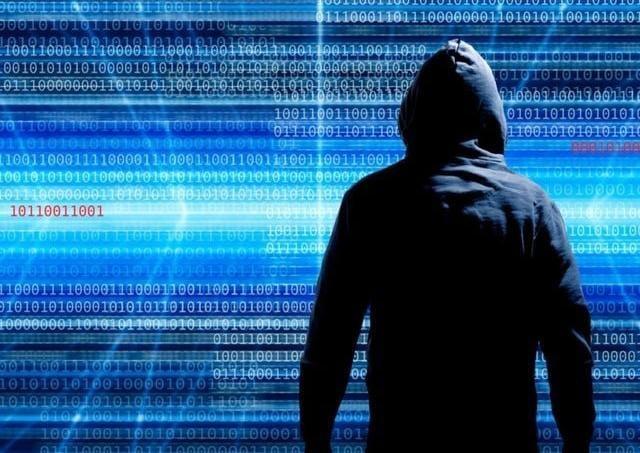 Cyber crime alert.