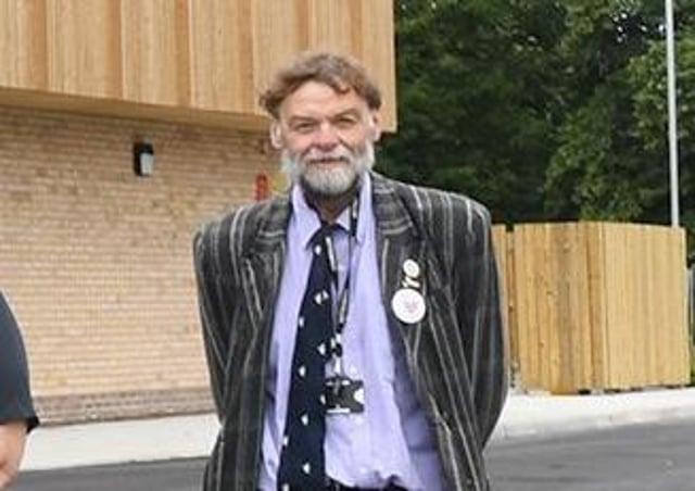 Coun Stephen Bunney