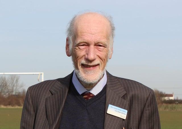 Councillor Owen Bierley