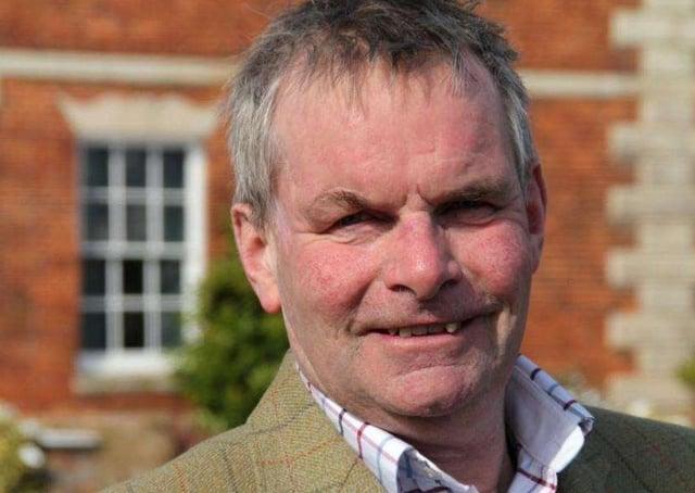 Councillor Martin Hill