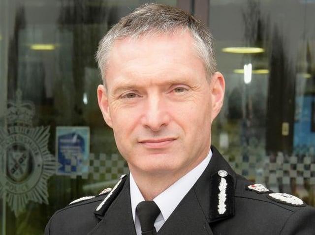 Chief Constable Bill Skelly