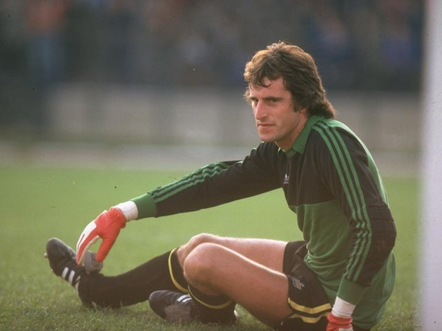 Ray Clemence. Photo: Getty Images.