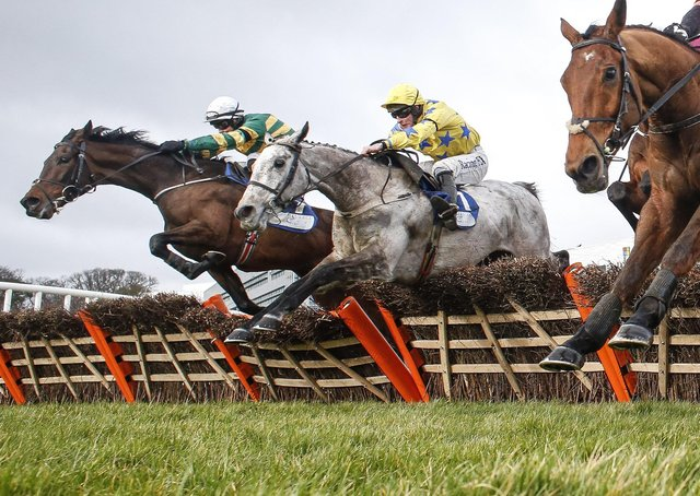 Tower Bridge, left, will be among the entrants at Market Rasen. (Photo by Alan Crowhurst/Getty Images)
