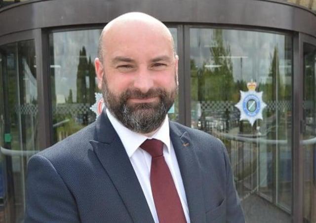 PCC Marc Jones