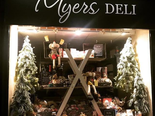 Myers Deli in Horncastle is preparing for an uncertain Christmas.