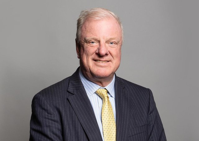 Sir Edward Leigh MP