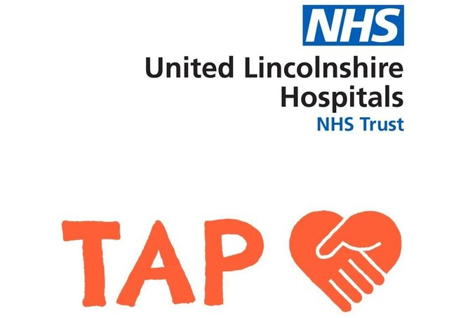 TAP, the new digital platform to praise Lincolnshire's hospital staff. EMN-201130-100849001