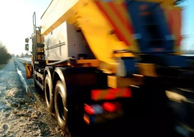 No blessing for Lincolnshire's gritters this year due to Covid. EMN-200612-173851001