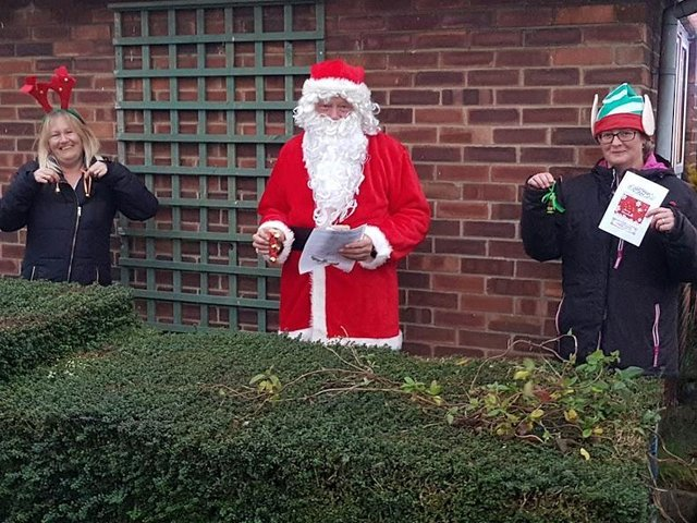 Hogsthorpe Good Neighbours Scheme are organising a Christmas Eve jingle as part of the festive celebrations they are organising for the community.
