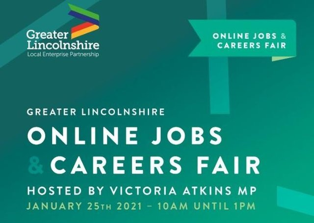 Victoria Atkins MP will host the online jobs and careers fair on January 25.