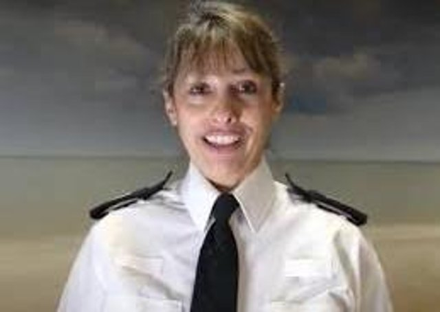 Lincolnshire Police's Assistant Chief Constable, Kerrin Wilson,