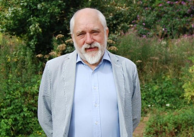 New chairman - Ken Lockyer. EMN-210126-093628001