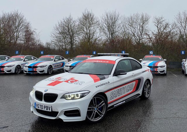 The two cars - with a combined total of over £100,000 - were stolen last night.