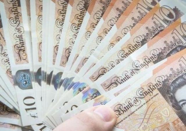Money stock image.