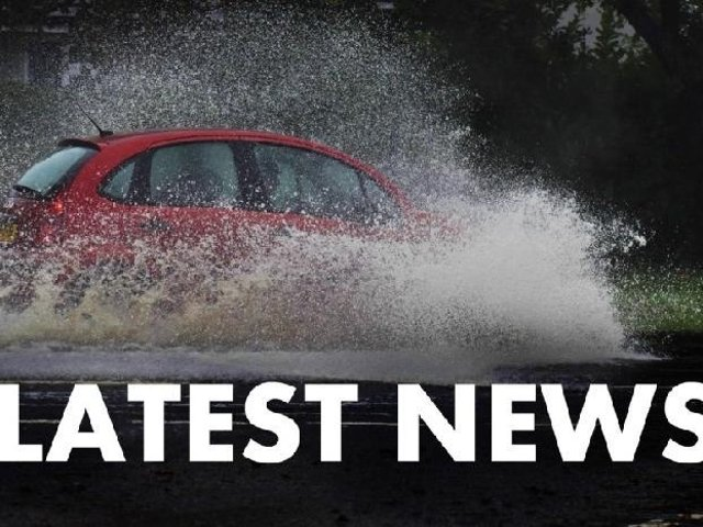 Motorists warned that flooding has closed the A17 Sleaford bypass between Holdingham and the A153.