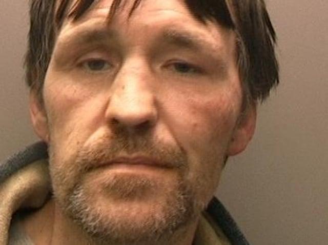 Joseph Finney - jailed.