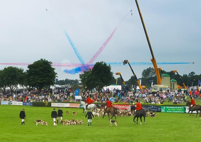 Lincolnshire Show.