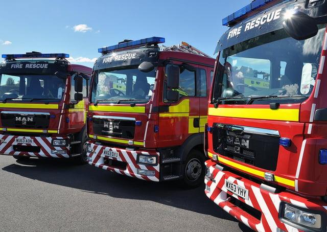 Lincolnshire Fire and Rescue. EMN-210225-144400001