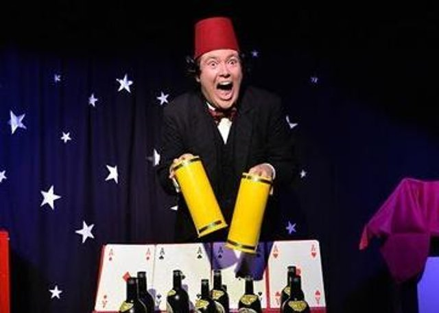 Just Like That - John Hewer as the legendary Tommy Cooper