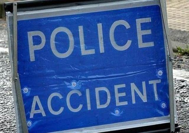 Road traffic collision (stock image)