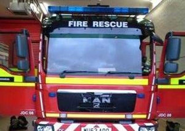 Lincolnshire Fire and Rescue.