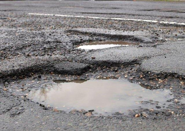 We're getting better at repairing our roads says County Council