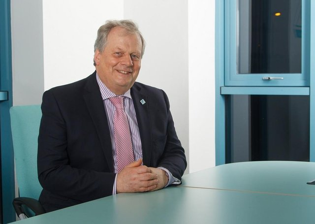 Peter Atterby, MD of Luxus Ltd.