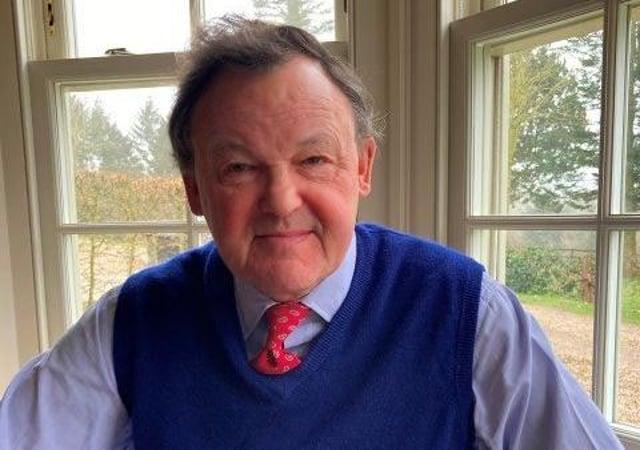 Vice Lord Lieutenant Andrew Clark.