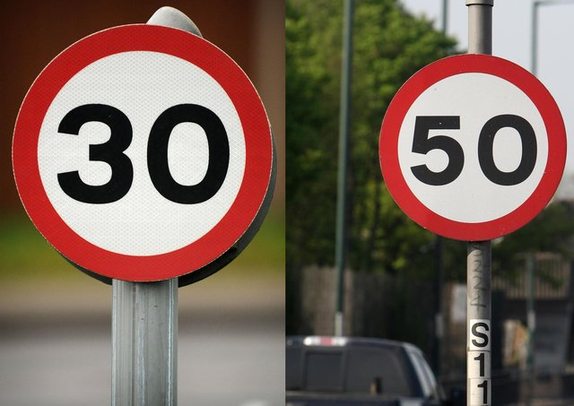 New speed limits have come into force in the Boston area. Picture: library image.